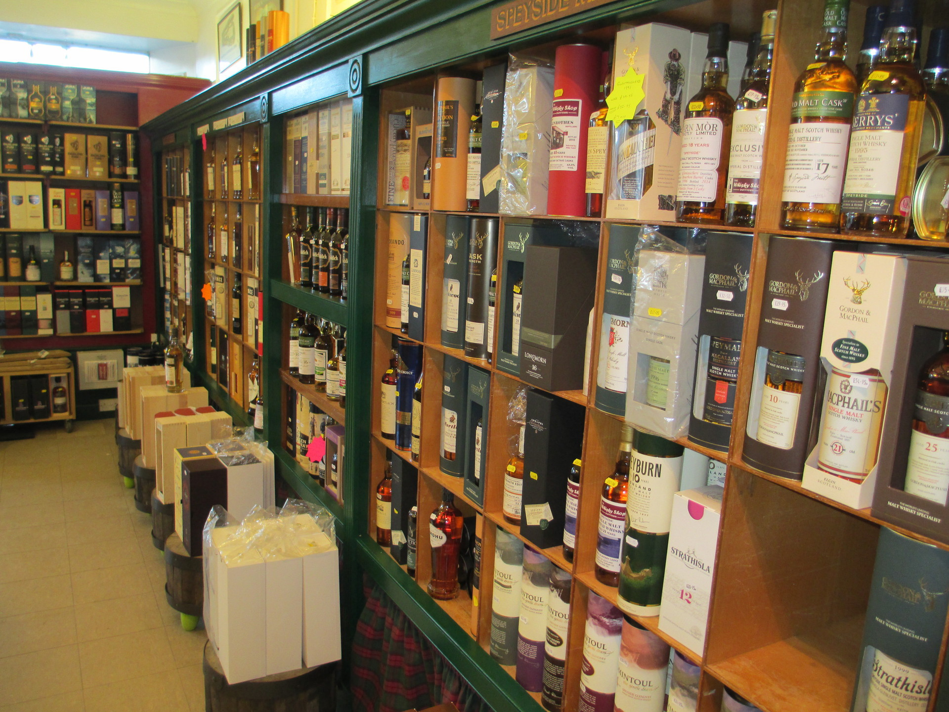 The Whisky Shop Dufftown (Keith) - 2020 All You Need to